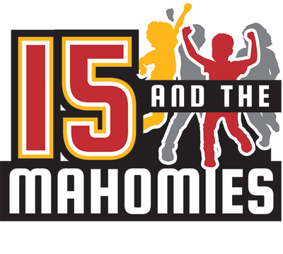 15 And The Mahomies Foundation Logo